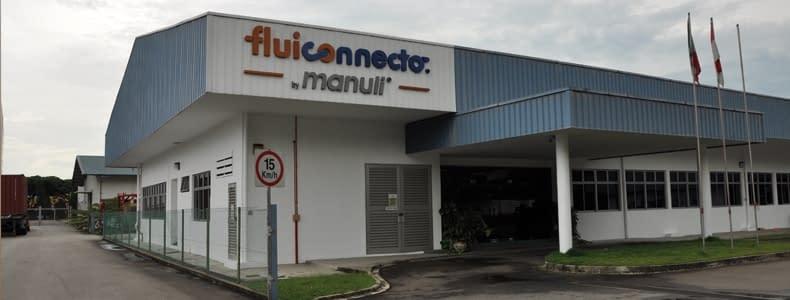 Fluiconnecto w Singapurze