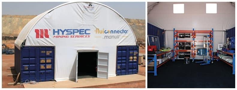 Uruchamiamy oddziały skupione na obsłudze Klientów górniczych w Afryce