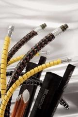 osłony na węże i przewody hydrauliczne