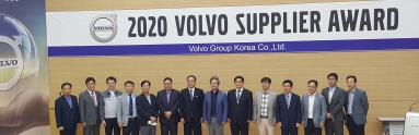 OEM Korea Volvo Award